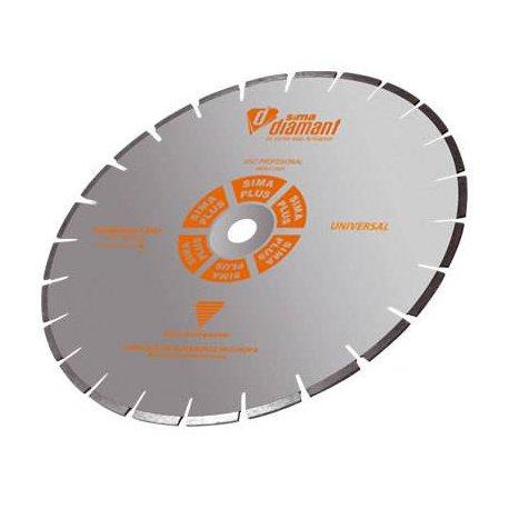 Disque Diamant pour coupe à sec-Granit Plus 125 mm