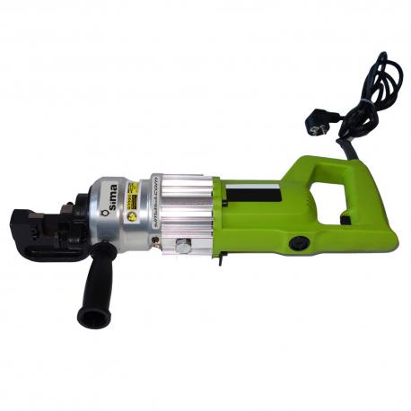 Cisaille électro-hydraulique Ø 16mm 230V 0,90Kw CX-16